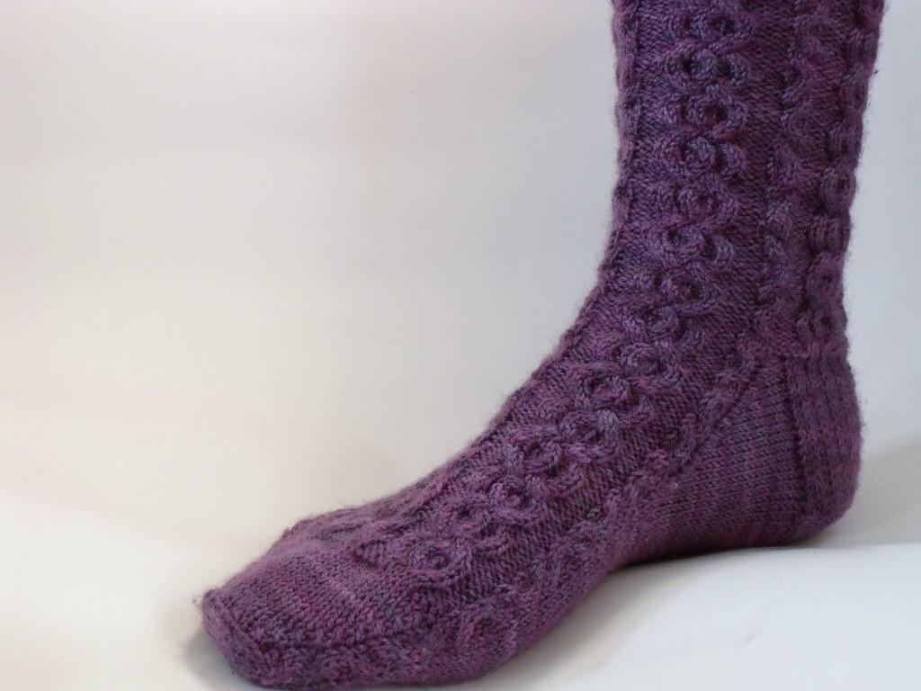 Oscillating Socks