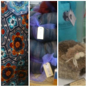Lovely things spotted at Festiwool