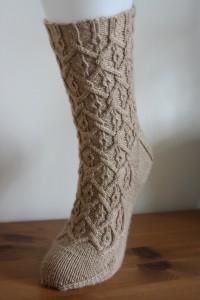Regency Socks ©Rachel Gibbs