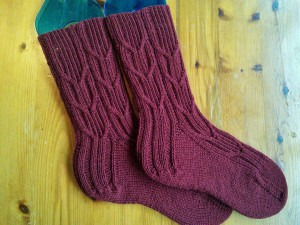 Dawlish Socks