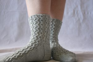 Out of Phase Socks