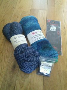 A very modest Fibre East haul