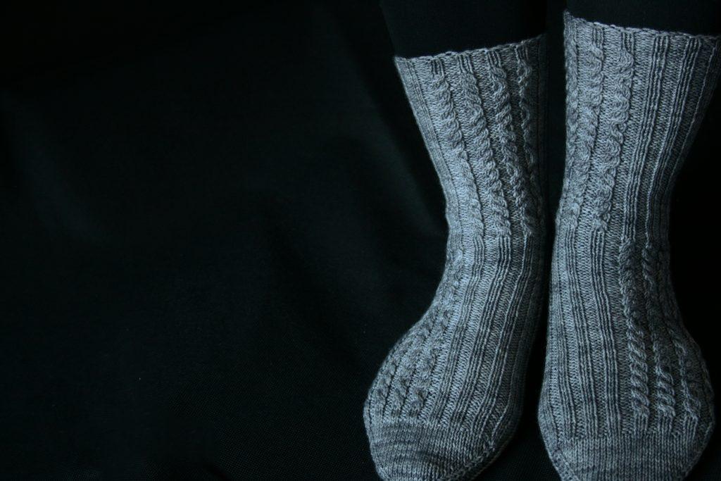 Gray Code Socks