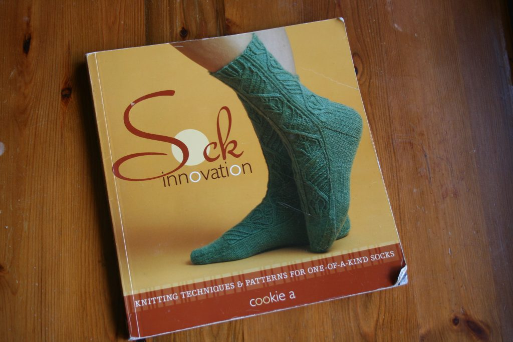 Sock Innovation by Cookie A
