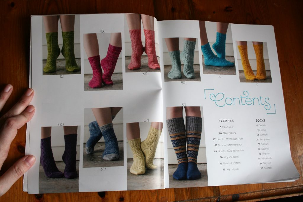 All the socks