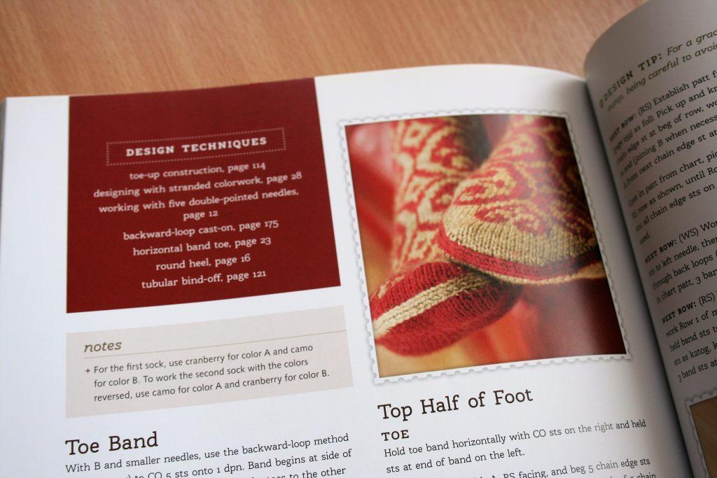 Half-Stranded Socks by Anna Zilboorg
