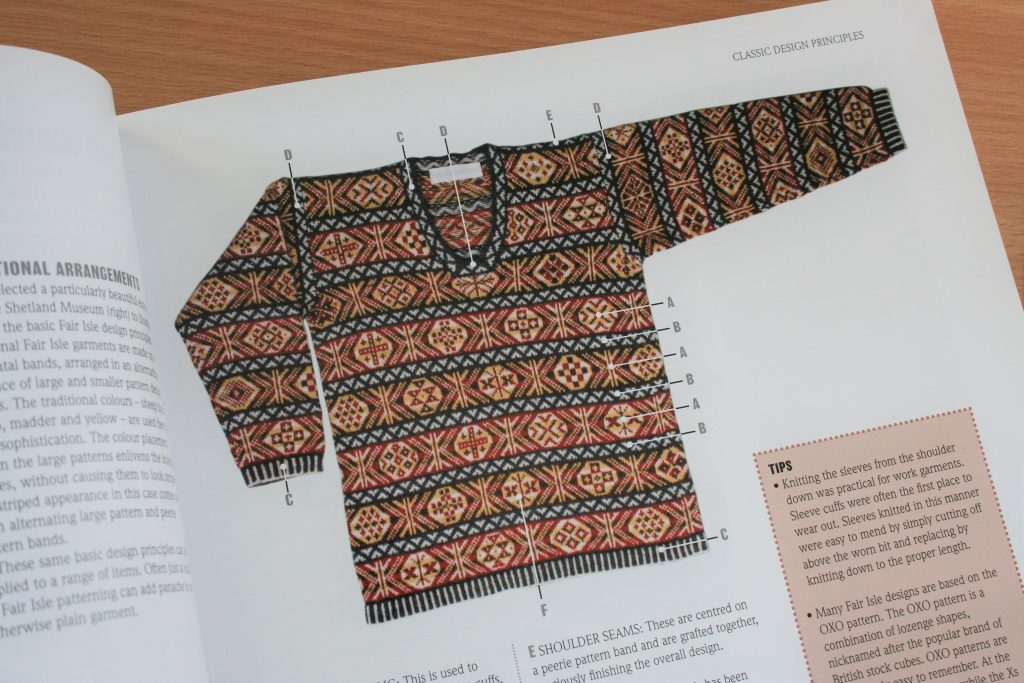 Review: 200 Fair Isle Designs by Mary Jane Mucklestone | Rachel ...