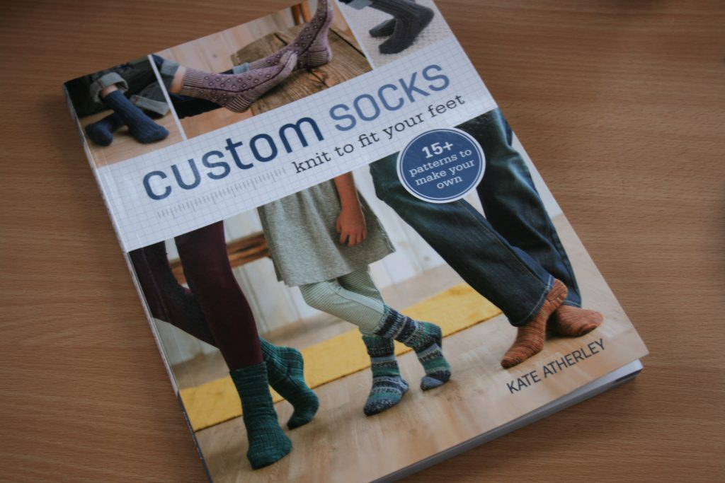 Custom Socks by Kate Atherley